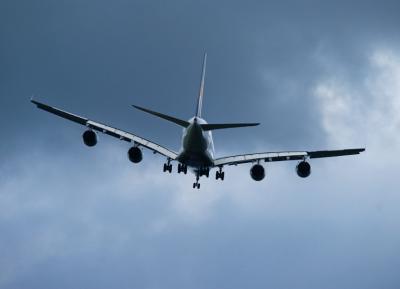Самолёт из Москвы не смог приземлиться в Кемерове из-за тумана