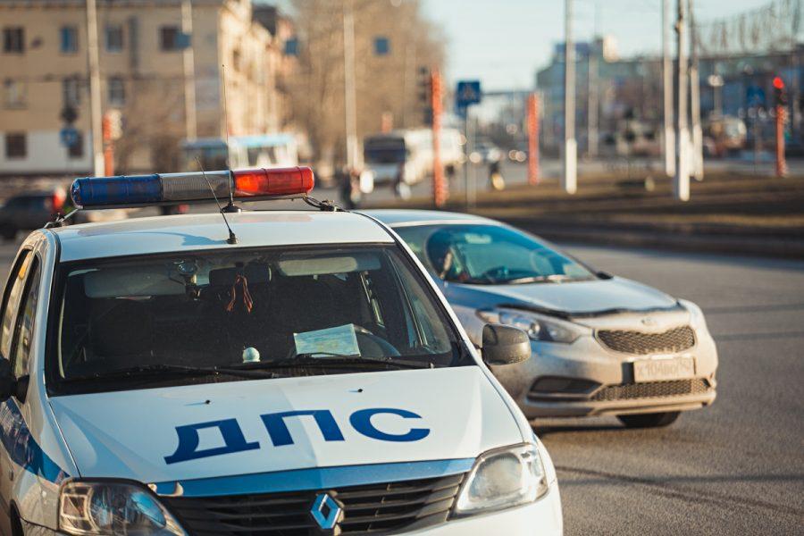 Российские водители рассказали, за что их чаще всего штрафуют