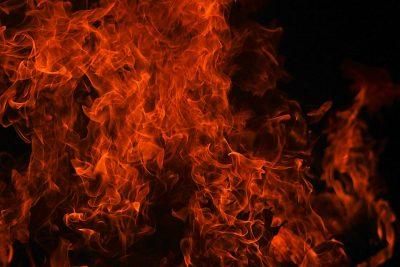 За сутки в Кузбассе сгорели три автомобиля