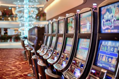 Жители Кемерова похитили изъятые игровые автоматы и открыли подпольное казино