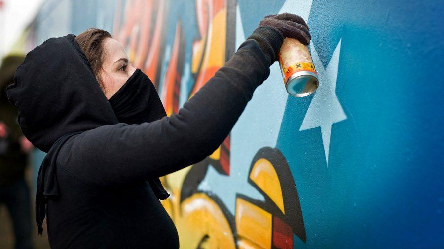 В Кемерове пройдёт граффити-фестиваль SPACE JAM