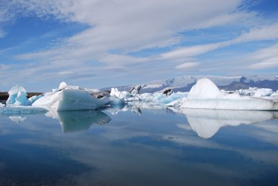 Сибирские зимы стали холоднее из-за таяния льдов в Арктике