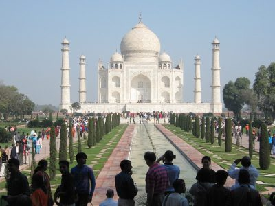 В Индии могут уничтожить Тадж-Махал