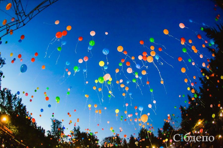 Около 250 человек посетили фестиваль волшебных шаров вНескучном парке