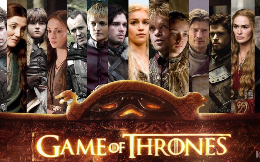 Толкин повинен всмерти основных героев «Игры престолов»