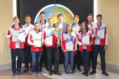 Школьники из Кузбасса победили на международной олимпиаде юных геологов