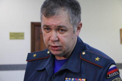 Суд отложил заседание по жалобе на арест экс-главы ГУ МЧС Кузбасса из-за его болезни