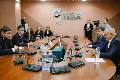 В течение года от Кузбасса ожидают получить более 15 заявок на участие в фонде «Сколково»