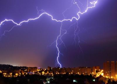 Кузбассовцев предупреждают о сильных дождях, грозах и граде