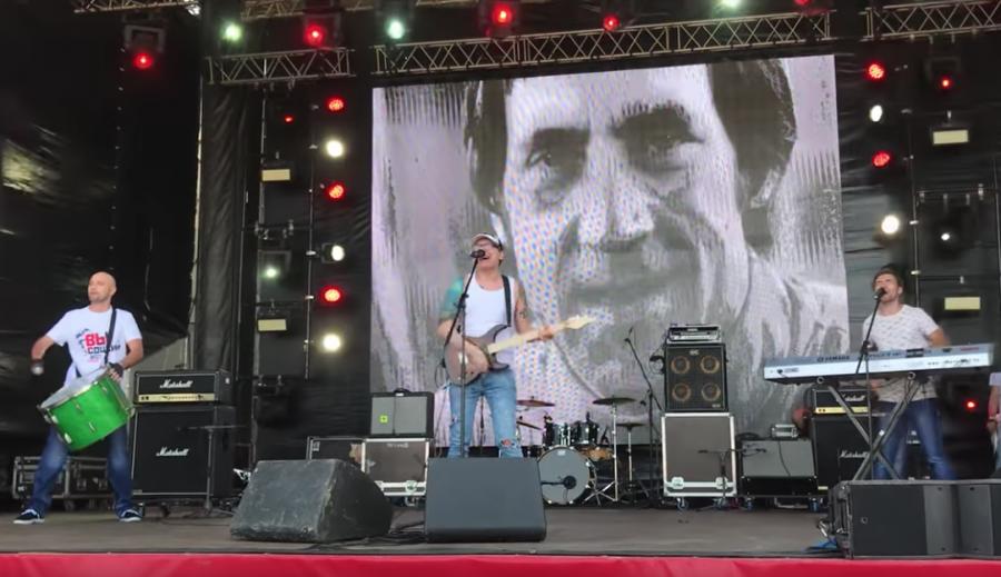 Новокузнецкая группа выступила на фестивале «Нашествие»