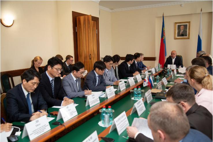 Эксперты из Кореи предложат меры по улучшению экологии в Кузбассе