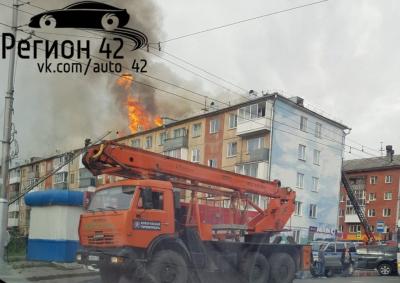 Проводка в горевшей кемеровской пятиэтажке на Красной не менялась 53 года