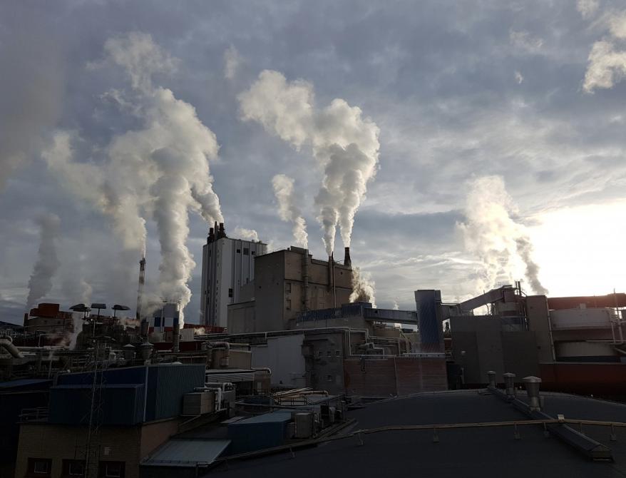 Синоптики рассказали, чем был загрязнён воздух в городах Кузбасса в июле