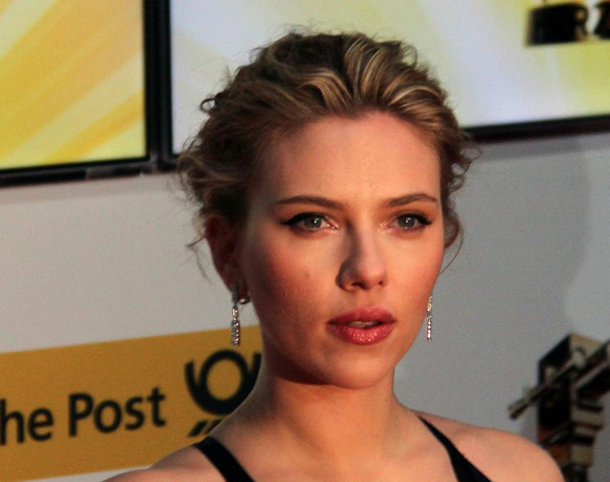 Скарлетт Йоханссон признана самой высокооплачиваемой актрисой года по версии Forbes
