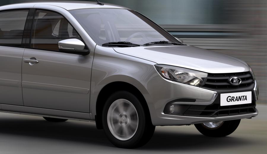 В АвтоВАЗе объявили цены на новую Lada Granta