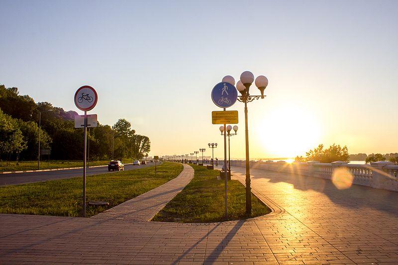 Минтранс РФ разработал методические рекомендации построительству велодорожек