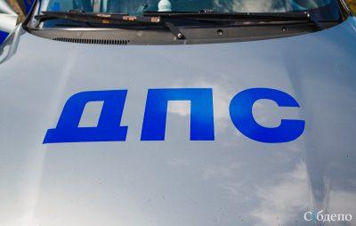 В Кузбассе на трассе при опрокидывании Chevrolet пострадали двое, в том числе ребёнок