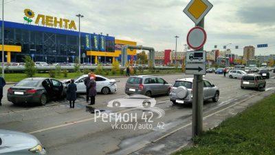 В ГИБДД рассказали подробности массового ДТП на Ленинградском