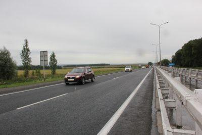 В Кемерове в эксплуатацию ввели ещё 17,7 км дорог