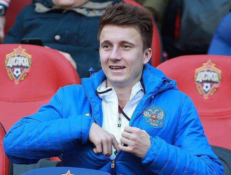 Александр Головин не попал в заявку «Монако» на домашний матч Лиги чемпионов с «Атлетико»