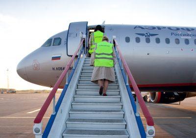 Туман парализовал работу новокузнецкого аэропорта «Спиченково», рейс в Москву задержан