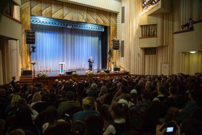 Кемеровская гимназия №1 отметила 110-летие