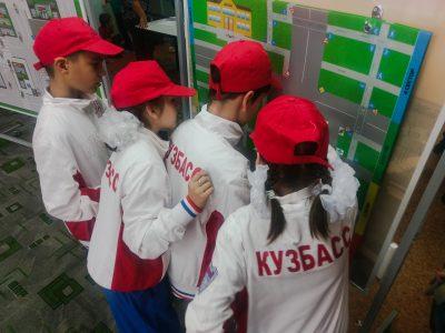 Школьники из Кузбасса стали лучшими в Сибири в соревнованиях по знанию ПДД