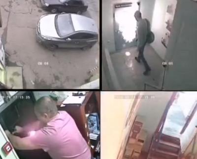 В Кемерове полиция задержала подозреваемого в поджоге комиссионного магазина