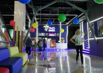 Названа причина переноса срока открытия кинотеатра в Рудничном районе Кемерова