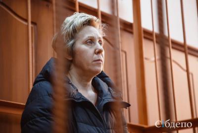 Суд оставил под арестом экс-управляющую ТРК«Зимняя вишня»