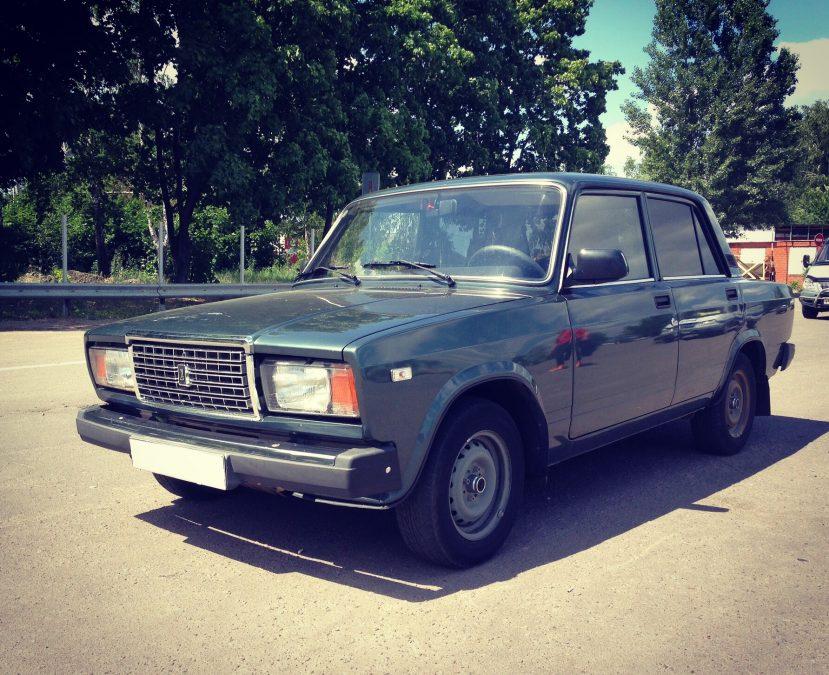 Эксперты назвали самые распространённые легковые авто в России