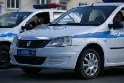 C начала года в Кемерове выявили 1400 пьяных водителей