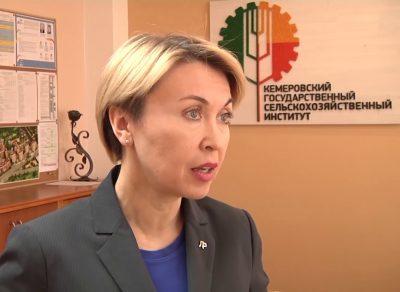 Мандат Сергея Цивилева получила ректор КемГСХИ Ирина Ганиева
