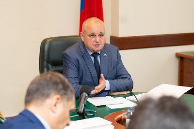 Губернатор Кузбасса поручил продолжить проверки в объектах с массовым пребыванием людей