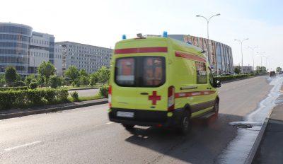 В Кузбасс поступят 70 новых школьных автобусов и 25 машин скорой помощи