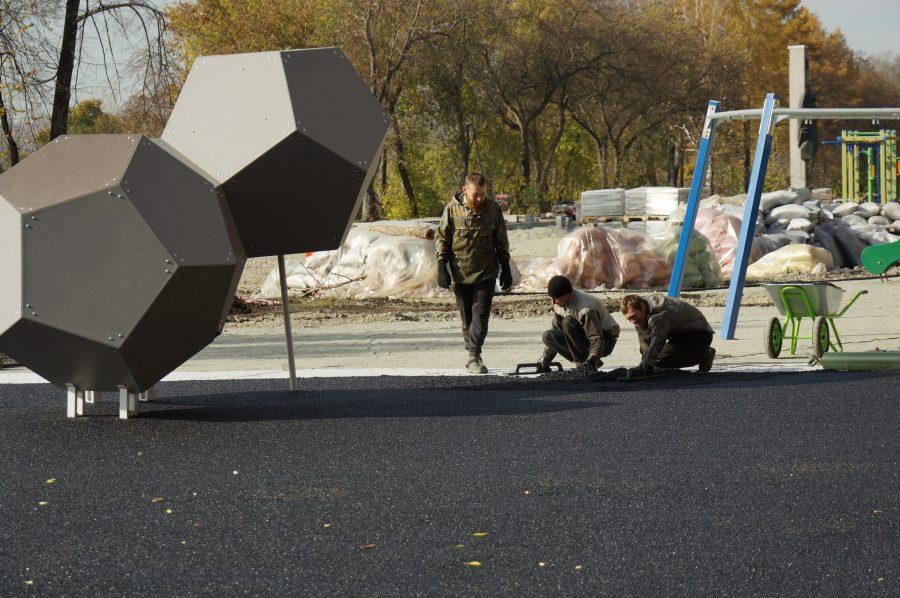 Кировский, ликуй: в Кемерове на 90% оборудовали вторую набережную
