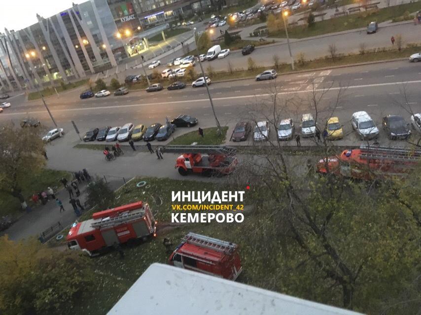 В Кемерове горе-кулинар поднял на уши пожарных