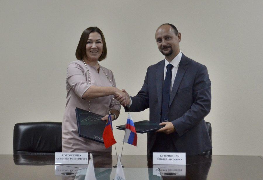 ВТБ в Кузбассе заключил соглашение с Агентством по привлечению и защите инвестиций