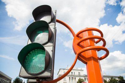 В Кемерове оптимизировали работу светофоров для повышения удобства выезда в сторону Кедровки