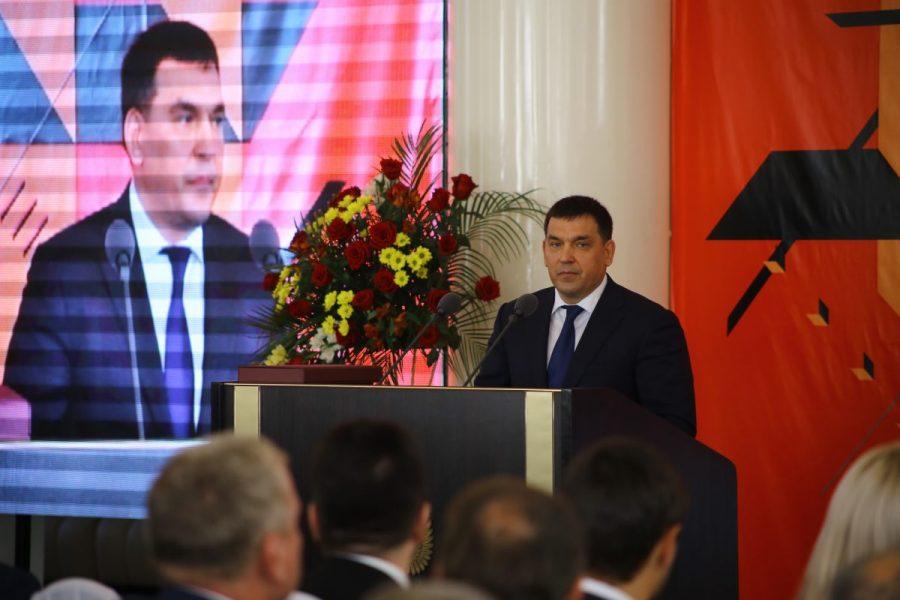 Сергей Кузнецов вступил в должность мэра Новокузнецка