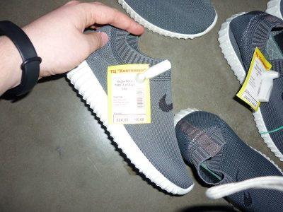В кемеровском ТЦ продавали поддельную обувь, возбуждено уголовное дело