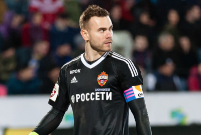 Игорь Акинфеев завершил карьеру в сборной РФ