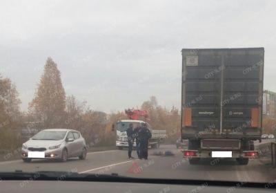 В Новокузнецке водитель Skoda насмерть сбил мужчину на пешеходном переходе