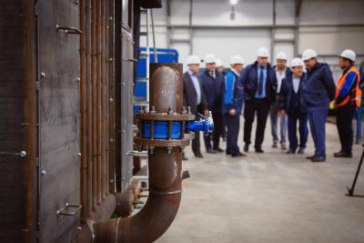 Кузбасская компания вошла в топ-3 рейтинга энергоэффективности Минэнерго РФ