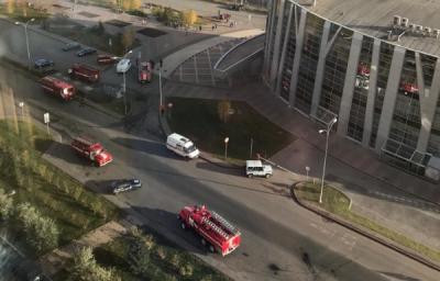 Эвакуировали более 90 человек: что произошло в кемеровском спорткомплексе