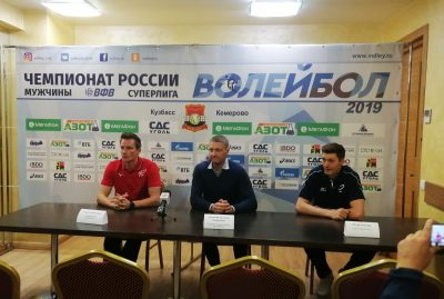 «Мы попробуем быть умными»: в ВК «Кузбасс» рассказали о планах на новый сезон