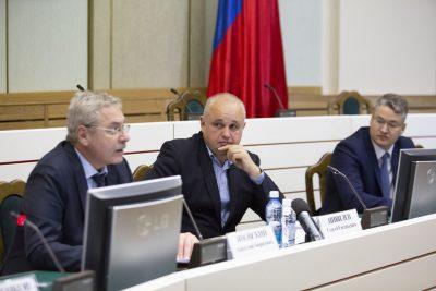 В Кемерове прошло совещание по вопросам переселения жителей с подработанных территорий