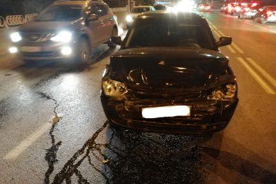 В Кемерове произошли две массовые аварии с участием 9 машин