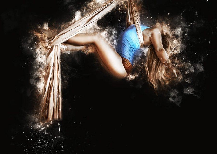 Воздушная гимнастка разбилась вовремя выступления вцирке