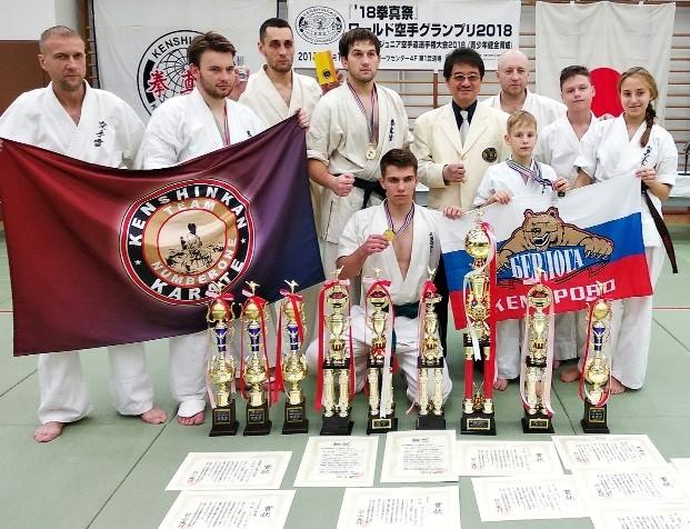 Школьник из Кемерова стал чемпионом мира
